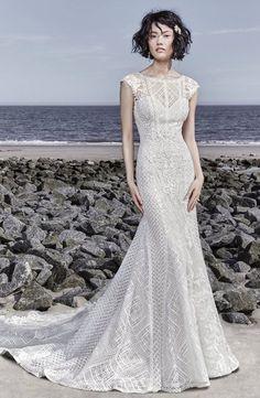 Courtesy of Sottero & Midgley Wedding Dresses #weddingdresses