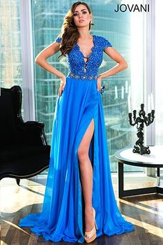 New dress nigth long cap sleeves Ideas Couture Dresses Gowns, Jovani Dresses, Pageant Dresses, Grad Dresses, Prom Gowns, Beautiful Dresses, Nice Dresses, Casual Dresses, Formal Dresses