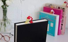Para você que é apaixonado por ler, chegou a hora de conhecer alguns marcadores de páginas criativosque com certeza vão entrar para a sua lista de desejos. Veja todos a seguir e comente o seu favo…
