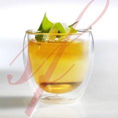 Double Wall Glass Espresso Cup/Copa de vidrio espresso de doble pared X 1.5 oz
