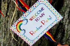 rainbow party ideas - Google Search