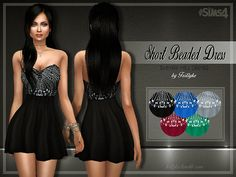 Sims 4 CC's - The Best: Dress by Trillyke