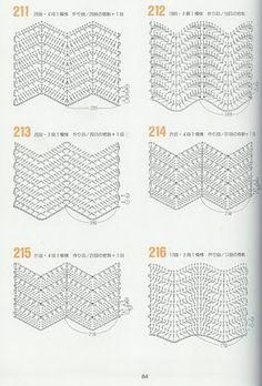 Aprendiz: ganchillo zig zag, ideal para aprovechar restos de lanas
