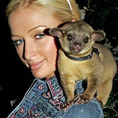 10 Exotic Animals Adopted As Celebrity Pets