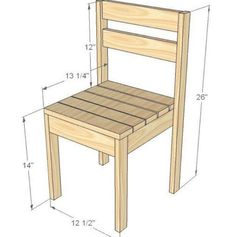 22 Ideas woodworking ideas diy pallet projects ana white for 2019 Diy Kids Furniture, Trendy Furniture, White Furniture, Furniture Stores, Wood Furniture, Outdoor Furniture, Awesome Woodworking Ideas, Diy Woodworking, Woodworking Machinery