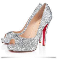 729bfc81bb7a Very Riche Strass Crystal Pumps