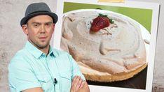 Recepty Ládi Hrušky - Polárkový dort Pancakes, Cheesecake, Pudding, Breakfast, Recipes, Morning Coffee, Cheesecakes, Custard Pudding, Recipies
