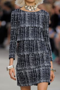 Chanel at Paris Spring 2014 (Details)