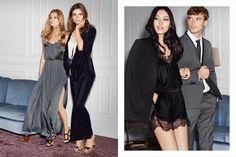 The trend guide stars top models Liu Wen, Edita Vilkeviciute and Andreea Diaconu
