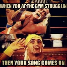 Good music --> more motivation --> more pump. Better have a killer playlist today for International Chest Day! XPISupplements.com