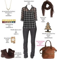 My weekly outfit 12/4/14 - https://mystylit.com