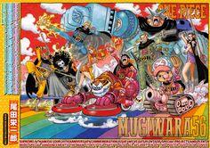 One Piece 872 - Page 6 - Manga Stream
