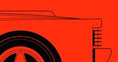 #ferrari #testarossa #sega #outrun #illustration #graphicdesign #arkotype