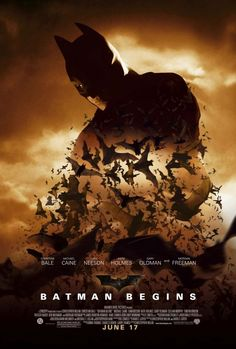 Batman Begins (2005). 10 - Excelente