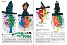 Here is a favorite project from our October 2005 issue, just in time for Halloween!