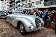 1938 Mercedes-Benz 540K Streamliner