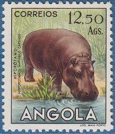 Angola stamp