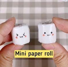 Hand Crafts For Kids, Diy Crafts For Girls, Diy Crafts To Do, Cute Crafts, Craft Stick Crafts, Cool Paper Crafts, Paper Crafts Origami, Mini Craft, Diy Crafts