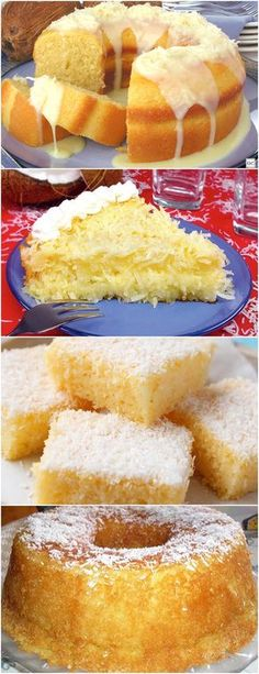 Aprenda a fazer esse bolo de coco super fofinho! Bata as claras em neve e reserve. #receita#bolo#torta#doce#sobremesa#aniversario#pudim#mousse#pave#Cheesecake#chocolate#confeitaria