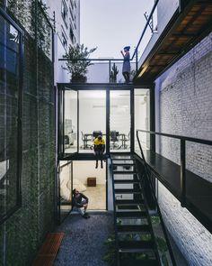 Produtora Kana / AR Arquitetos (São Paulo, 05412-002, Brasil) #architecture