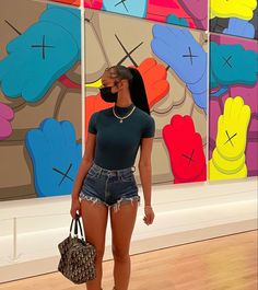 Swag Outfits For Girls, Chill Outfits, Cute Swag Outfits, Pretty Outfits, Stylish Outfits, Summer Outfits, Black Girl Fashion, Look Fashion, Fashion Outfits