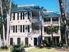Angled Porches on Two Floors - 60035RC | 2nd Floor Master Suite, Corner Lot, Elevator, In-Law Suite, Jack & Jill Bath, Low Country, Luxury, MBR Sitting Area, Media-Game-Home Theater, PDF, Photo Gallery, Premium Collection, Southern, Wrap Around Porch | Architectural Designs