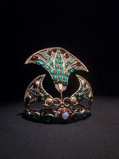 Opera Headdress (worn by Rose Caron)