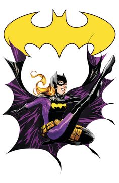 stephanie brown (batgirl) by dustin nguyen
