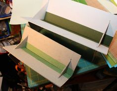 Bookbinding Punching Cradle Tutorial » Chewing with the Paper Chipmunk - make your own punch cradle