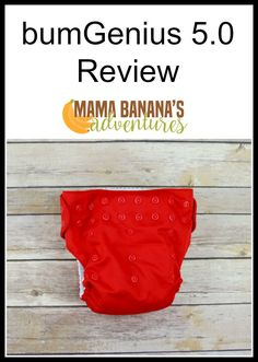 BumGenius diapers released the bumGenius 5.0 diaper with upgrades from the BG 4.0. This cloth diaper is poplar among families and a staple in the cloth diaper community. See the upgrades and how to stuff a pocket diaper with natural fibers.