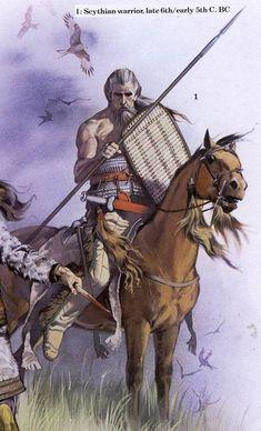 Guerrero Scythian, 5th/6th Centuria