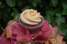 La Galleta Rota: Cupcakes chocolate y dulce de leche