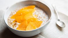 Recipe: Amaranth Breakfast Bowl with Persimmon, Honey and Tahini