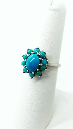 Check out this item in my Etsy shop https://www.etsy.com/listing/240156989/vintage-turquoise-and-sterling-silver