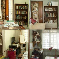 Materializing Inspiration: Simple Artpaper Shelves Add On