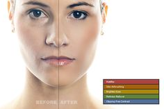Freebie: 5 Skin Retouching Photoshop Actions   Photoshop Tutorials