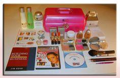 Beauty Sensation Consultant's Kit.  BEAUTIFUL WAY TO EARN EXTRA MONEY.   www.beautysensation.com/DEMOKIT.htm