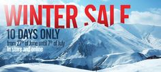 Mainpeak has MASSIVE savings for winter in store and online. There are huge savings across our fantastic range of products. But be quick, it's only for 10 days! Check the huge range of saving here: http://bit.ly/1nO8BP0