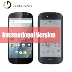 International Version YOTA YotaPhone 2 YD201 Qualcomm Snapdragon 800 5.0 Inch FHD Always-on E-ink Back Screen 4G LTE Smartphone Online Order – Wallreview Online Store