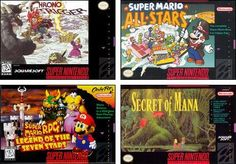 snes games - Google Search