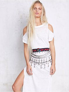 Free People Mastique Skirt Belt, $128.00