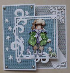 3d Cards, Big Shot, Daisy, Frame, Card Ideas, Scrap, Home Decor, Cards, Children