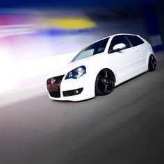#mulpix  #vw  #vwpolo  #polo  #9n3  #airride  #rigshot  #pologtrocket… Vw Polo Modified, Air Ride, Vw Cars, Jdm, Versace, Volkswagen, Vehicles, Awesome, Inspiration