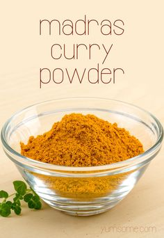 Madras curry powder is not to be confused with the fiery macho madras curry found in the UK. This is a subtle blend of fragrant spices with a light chilli kick. Vegan Recipes Easy, Indian Food Recipes, Cooking Recipes, Indian Foods, Indian Dishes, Asian Recipes, Keto Recipes, Masala Powder Recipe, Masala Recipe
