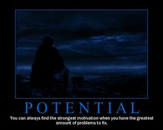 What do you have the potential to become? facebook.com/drsinghsbooks