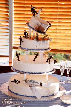 jajajaja I love it! Quiero uno asi en mi boda!!
