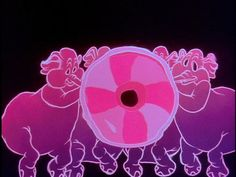 """Pink Elephants on Parade,"" from Walt Disney's Dumbo"