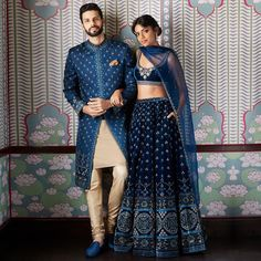 Buy beautiful Designer fully custom made bridal lehenga choli and party wear lehenga choli on Beautiful Latest Designs available in all comfortable price range.Buy Designer Collection Online : Call/ WhatsApp us on : Couple Wedding Dress, Wedding Dresses Men Indian, Indian Bridal Outfits, Indian Designer Outfits, Bridal Dresses, Engagement Dress For Groom, Indian Engagement Outfit, Designer Bridal Lehenga, Bridal Lehenga Choli