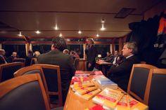 Alumni-Club der St. Galler Business School zu Gast bei Hamburg Port Authority.