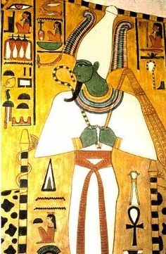 "Osiris was also known as Osiris-Apis. Meaning Osiris the Bee. Ancient Egypt was known as ""The Land of the Bee."" one of Pharaoh's many titles was ""Beekeeper."" Was Egypt founded as a Bee Goddess culture?"